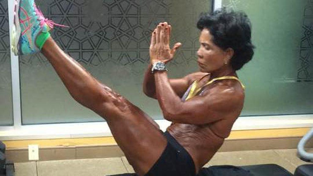 Potret Josefina, Nenek 71 Tahun Bertubuh Kekar