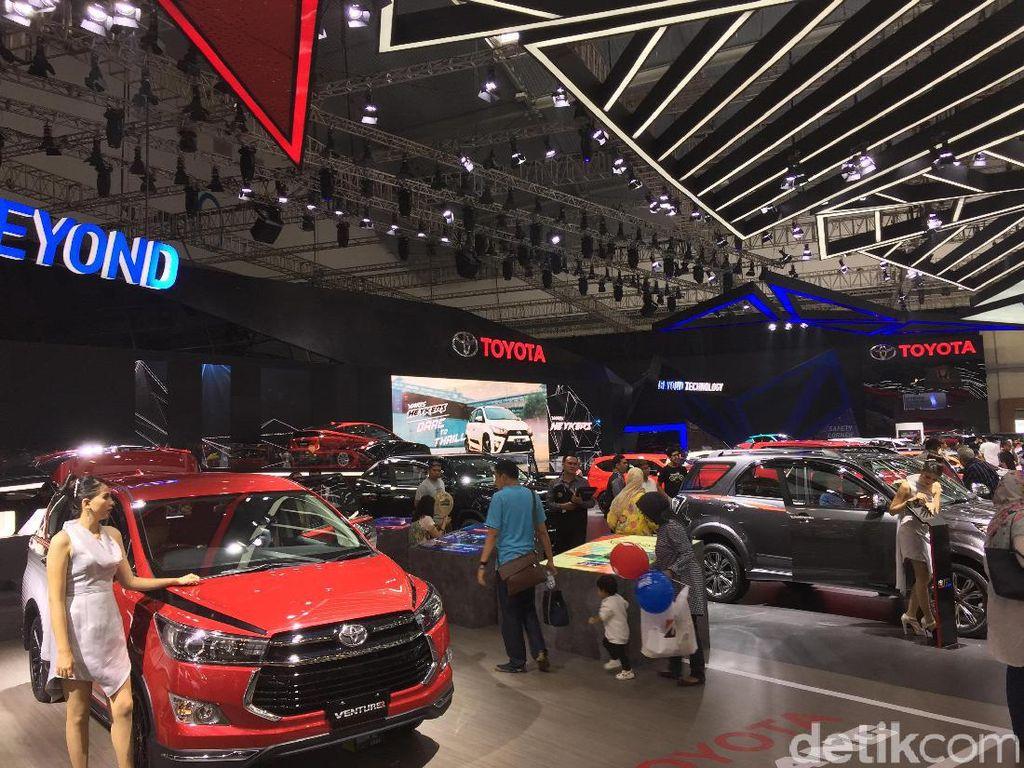 Penjualan Mobil Naik Drastis Berkat Diskon PPnBM, Ini Mobil Terlaris Bulan Maret