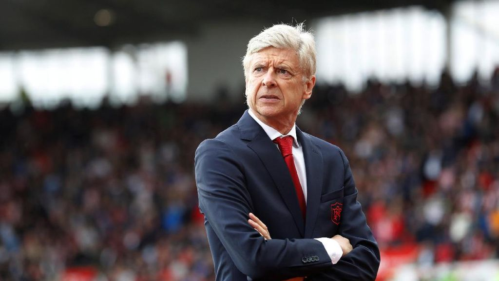 Wenger: Gol Arsenal ke Gawang Stoke Tidak Offside