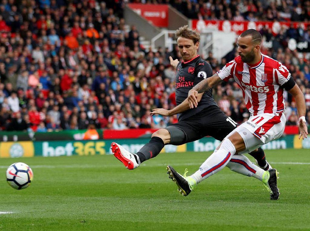 Lagi, Arsenal Gagal Raih Poin Penuh di Dua Laga Awal