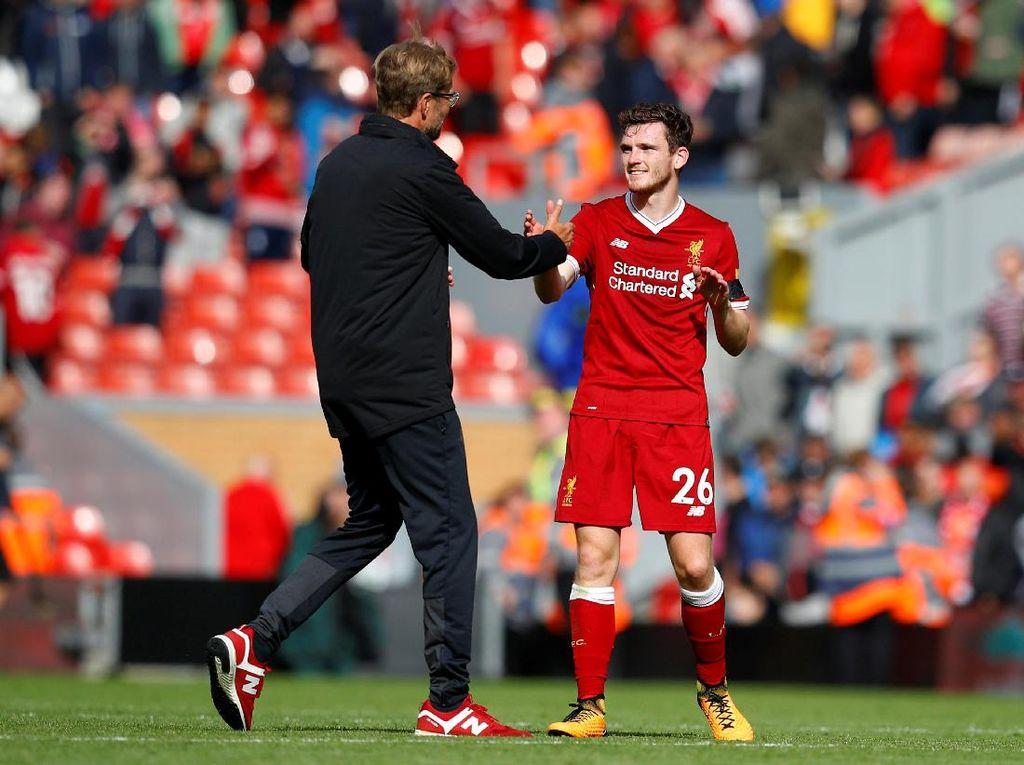 Liverpool: Bukan Cuma City Pesaing Kami di Liga Inggris