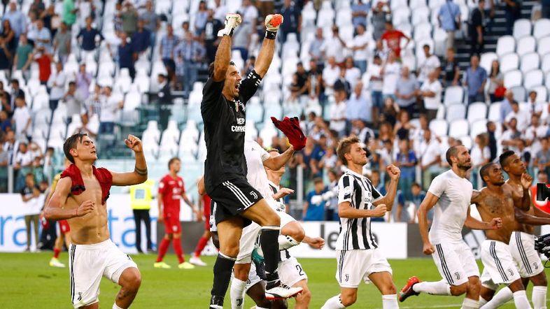 Start Mantap Juventus