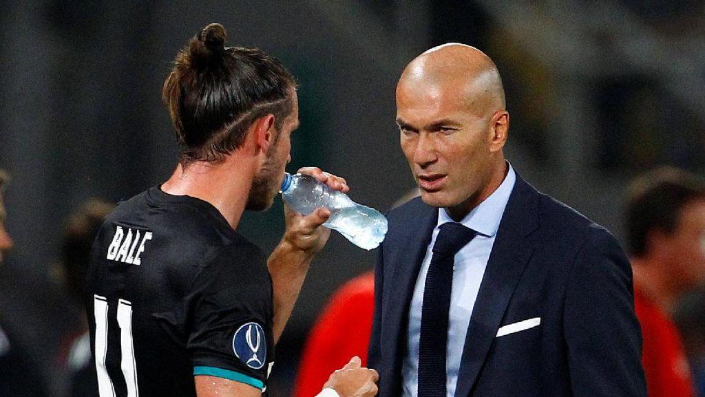Zidane Beberkan Kunci Kemenangan Madrid