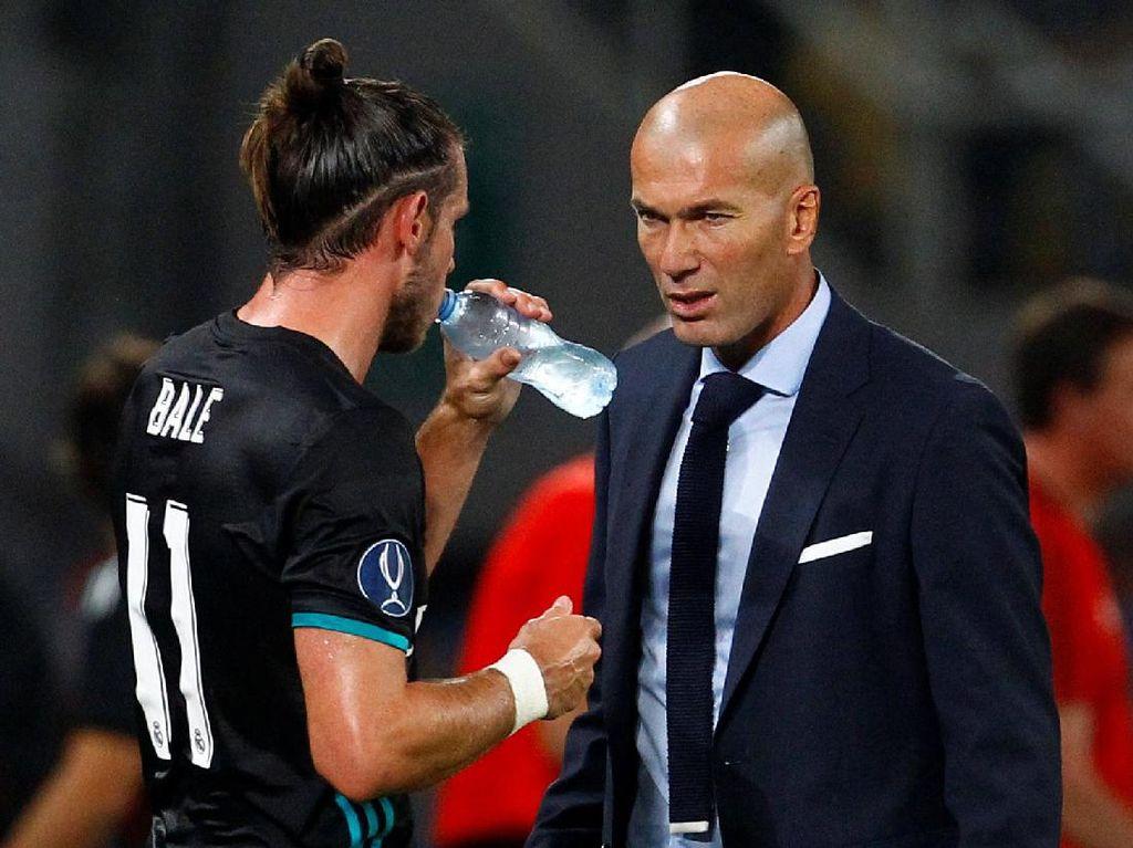 Berharap Bale Bebas Cedera dan Tampil Oke Musim Ini