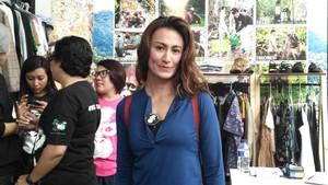 Demi Lingkungan, Urusan Diet Davina Veronica Pilih Jadi Peskatarian