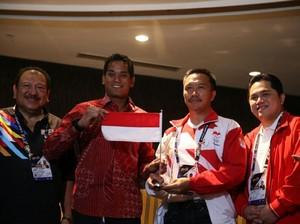 Temui Menpora Indonesia, Menpora Malaysia Kembali Minta Maaf