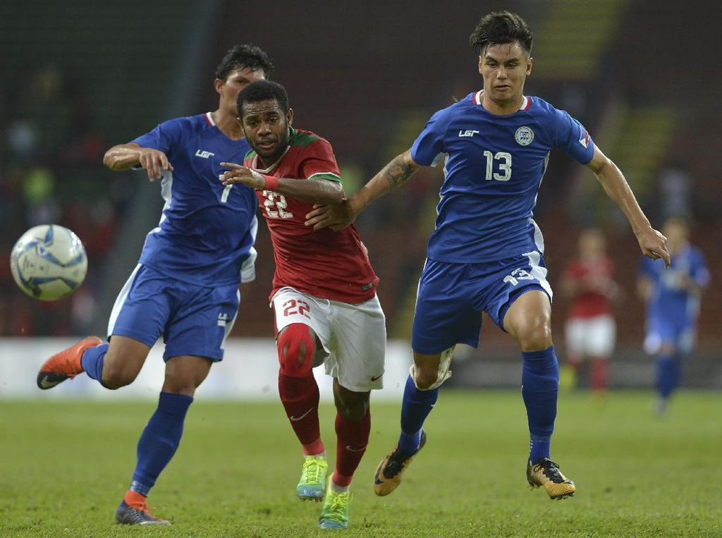 Kans Indonesia Bukukan Kemenangan Pertama Atas Timor Leste di SEA Games