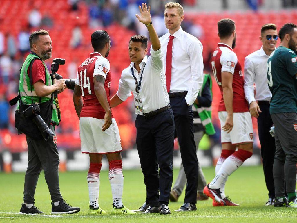 Alexis Sanchez Mungkin Bisa Main Saat Arsenal Hadapi Liverpool