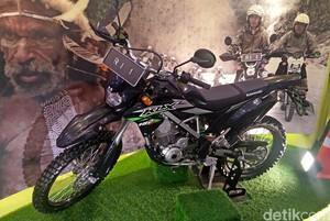 Motor Jokowi Arungi Papua