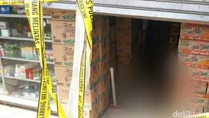 Polisi: Pembunuh Bang Dul Penjual Sembako Orang Dikenal