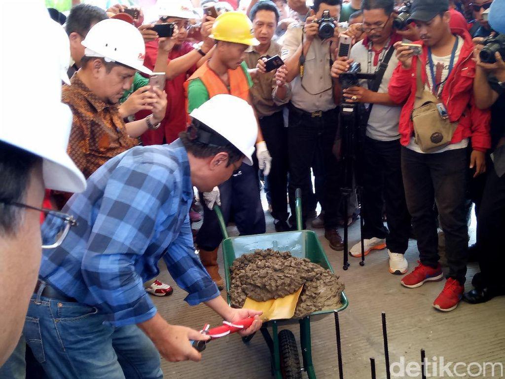 Djarot Minta Resto Apung di Muara Angke Selesai dalam 10 Bulan