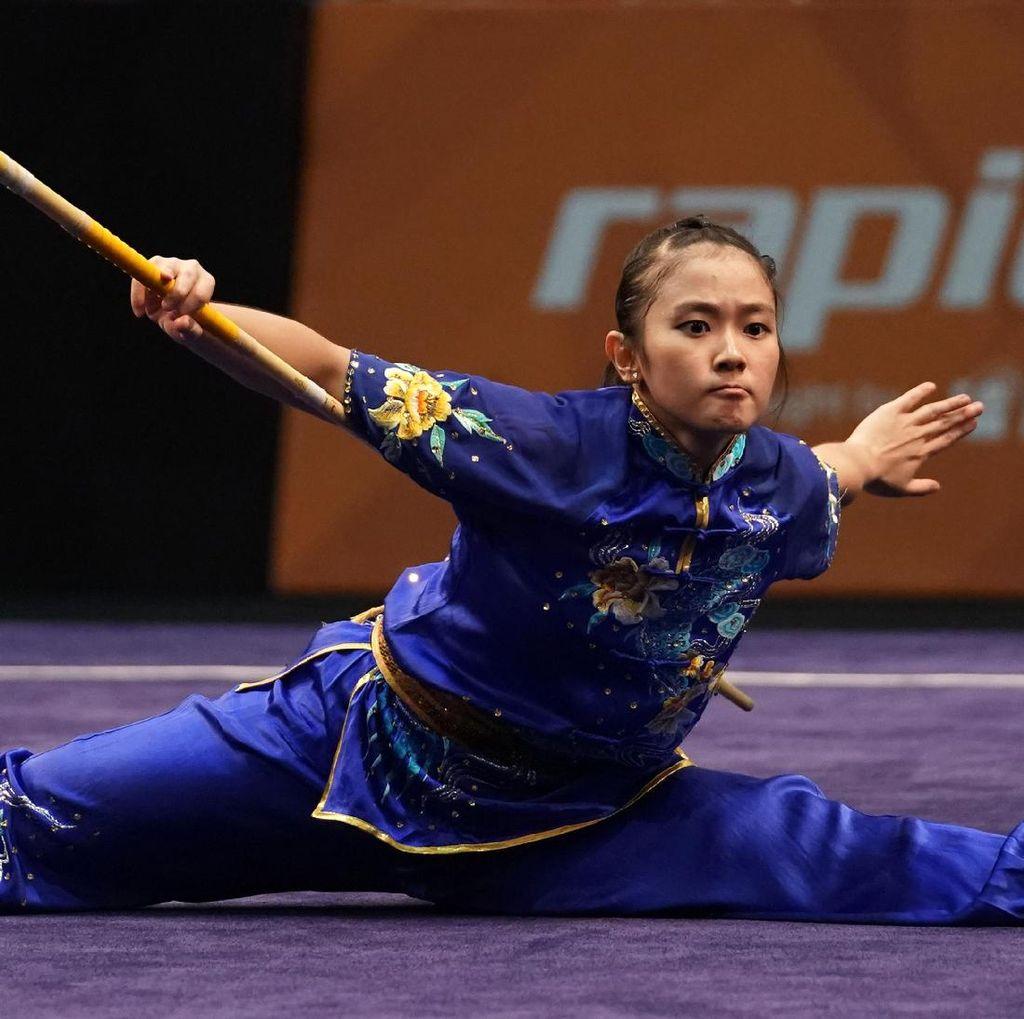 Sempat Grogi, Felda Elvira Mampu Raih Perunggu di SEA Games Pertama
