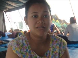 Curhat Korban Kebakaran di Kebon Pala: Kami Butuh Pakaian dan Rumah