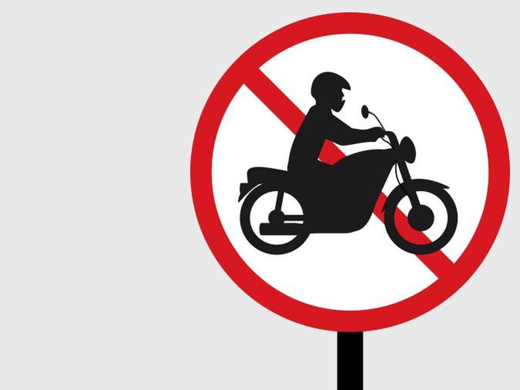 Pengamat Sayangkan Larangan Motor Dihapus karena Alasan Politis