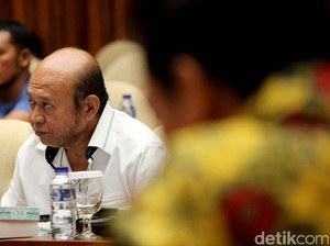 Curhat Eks Hakim Syarifuddin ke Pansus KPK