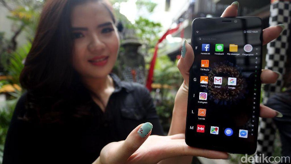 Infinix Note 4 Diperkenalkan di Indonesia