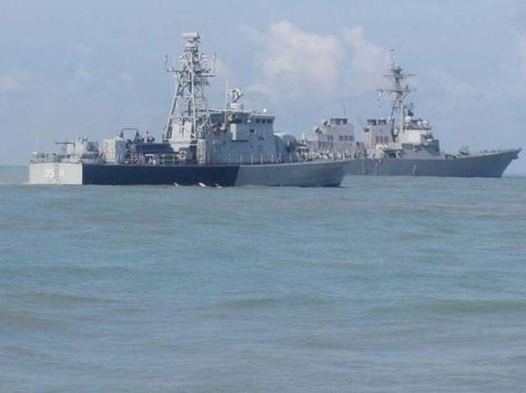 Tabrakan Kapal di Korsel, 3 ABK Indonesia Hilang