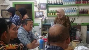 Berkunjung ke Magelang, SBY Mampir ke Warung Kupat Tahu Langganannya