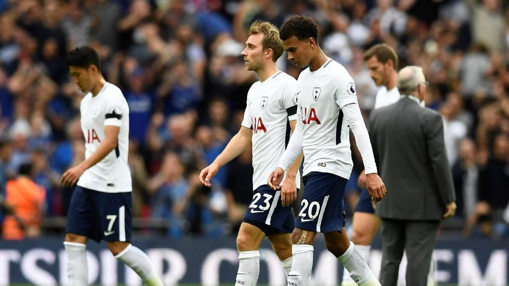 Spurs Masih Memble di Wembley