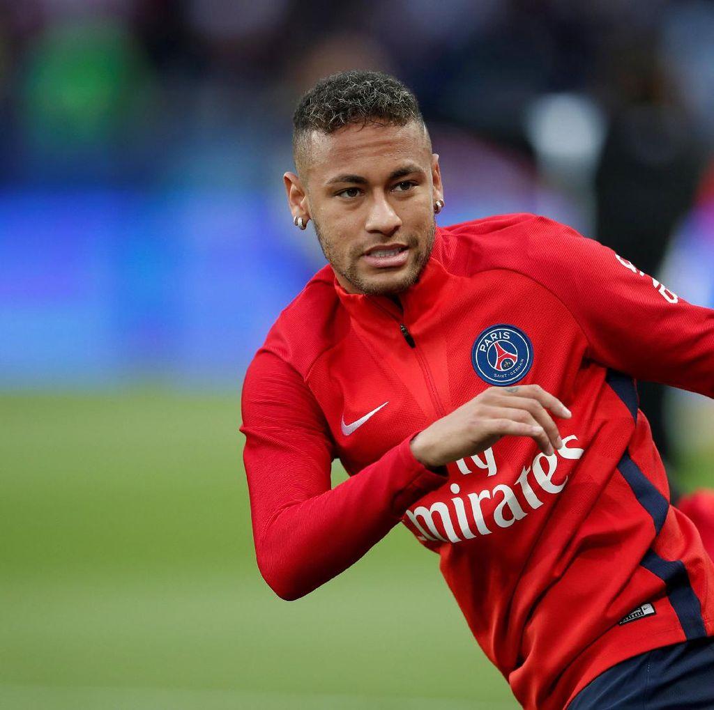 Neymar Takkan Menangi Ballon dr di PSG
