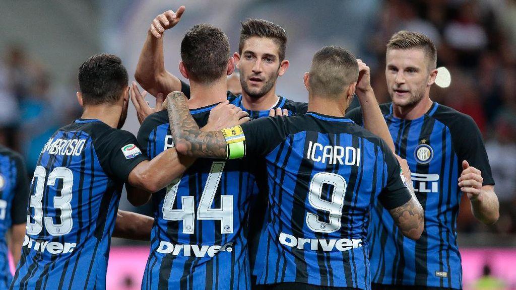 Cassano Jagokan Inter Menangi Scudetto