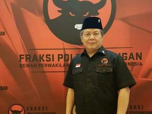 PDIP Kecam Eko Prabowo Pengedit Foto Jokowi-Mega Jadi Tak Senonoh