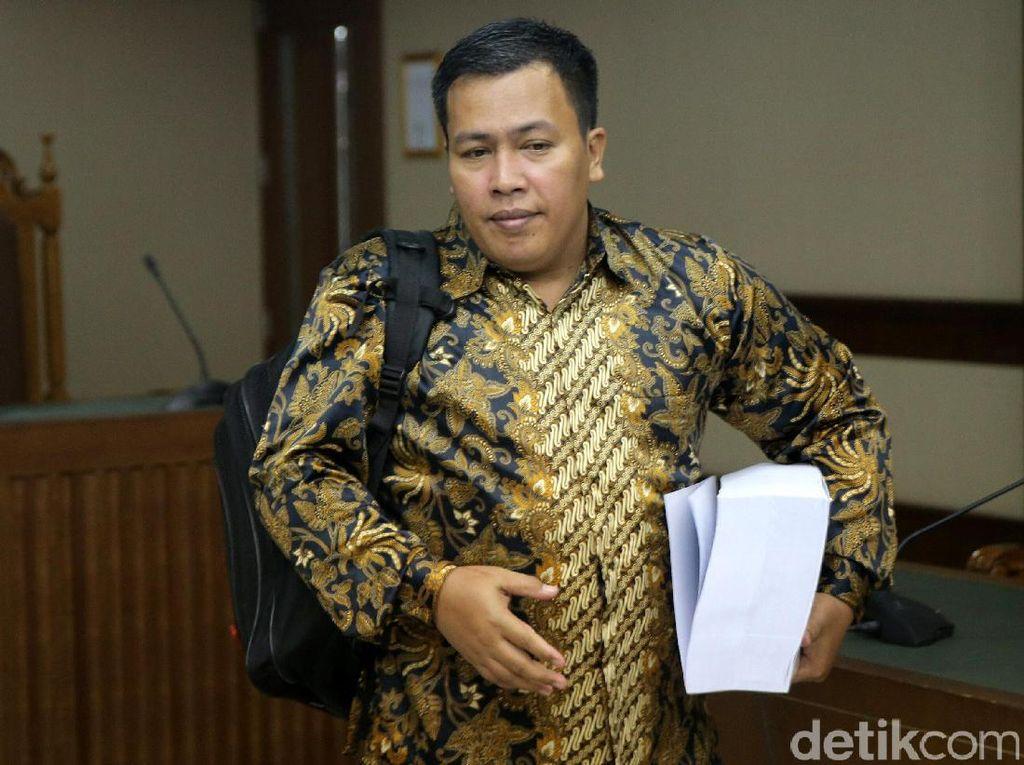 Eks Anak Buah Nazaruddin Mengaku Dipaksa Bikin BAP Palsu untuk Anas