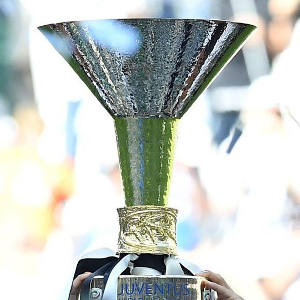 Kesamaan Juve, Milan, Inter, dan Napoli di Giornata Pertama