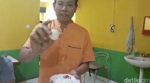 Tepis Isu Nasi Plastik, RM Mini Jaya Simulasikan Pembuatan Bola Nasi