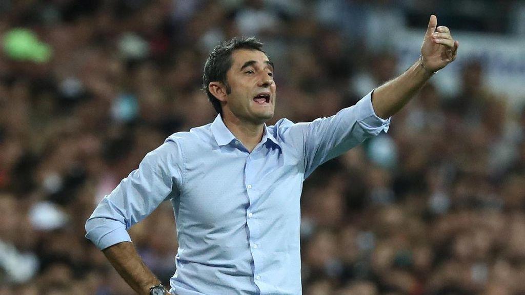 Valverde Puji Pemain Pelapis Barcelona