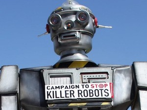 Awas! Dunia Terancam Robot-robot Pembunuh