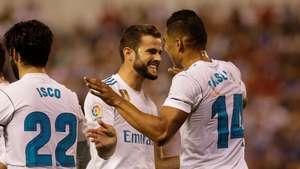 Gol Tiki-Taka Real Madrid: Ada 44 Operan, Libatkan Seluruh Pemain