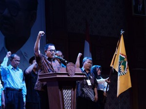 Silaturahmi dengan Warga Jateng, Sudirman Ungkap Alasan Maju Pilgub