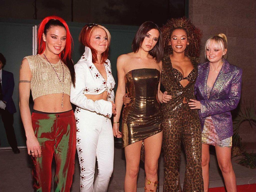 Spice Girls Reuni Tanpa Victoria Beckham