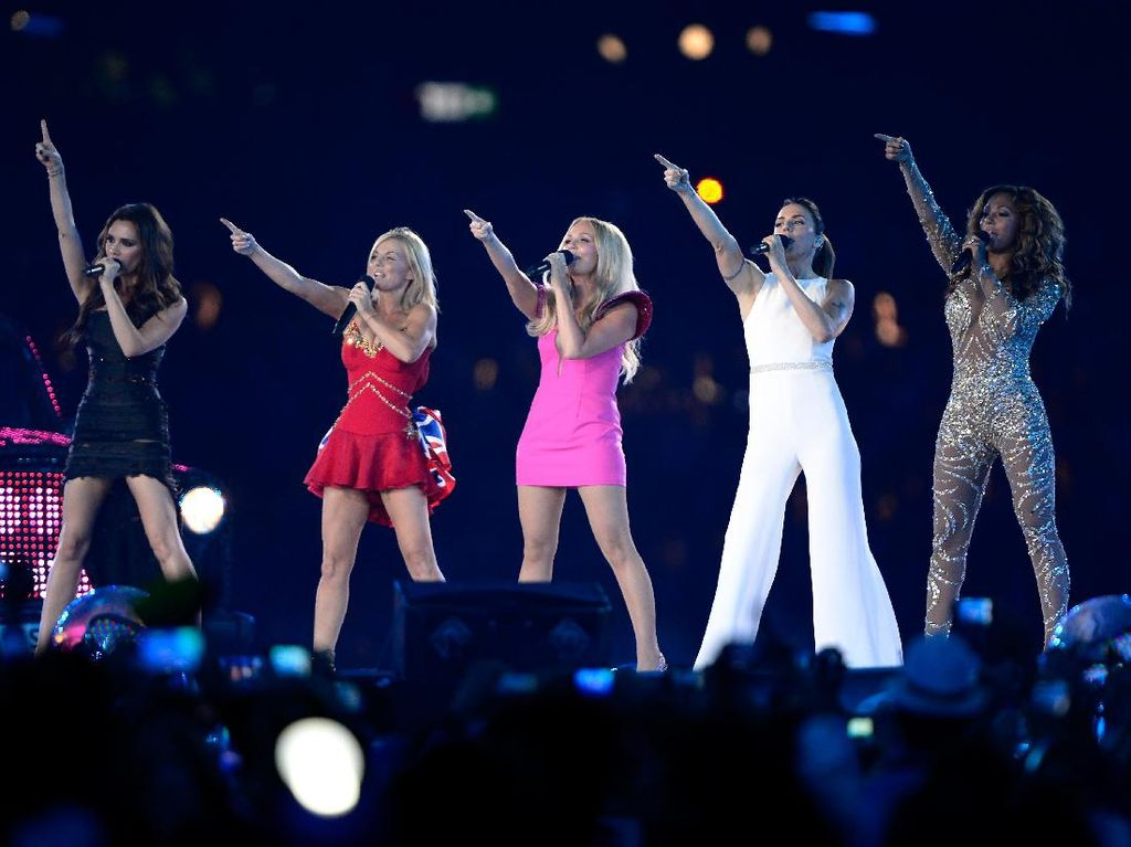 Spice Girls akan Dibuat Film Animasi