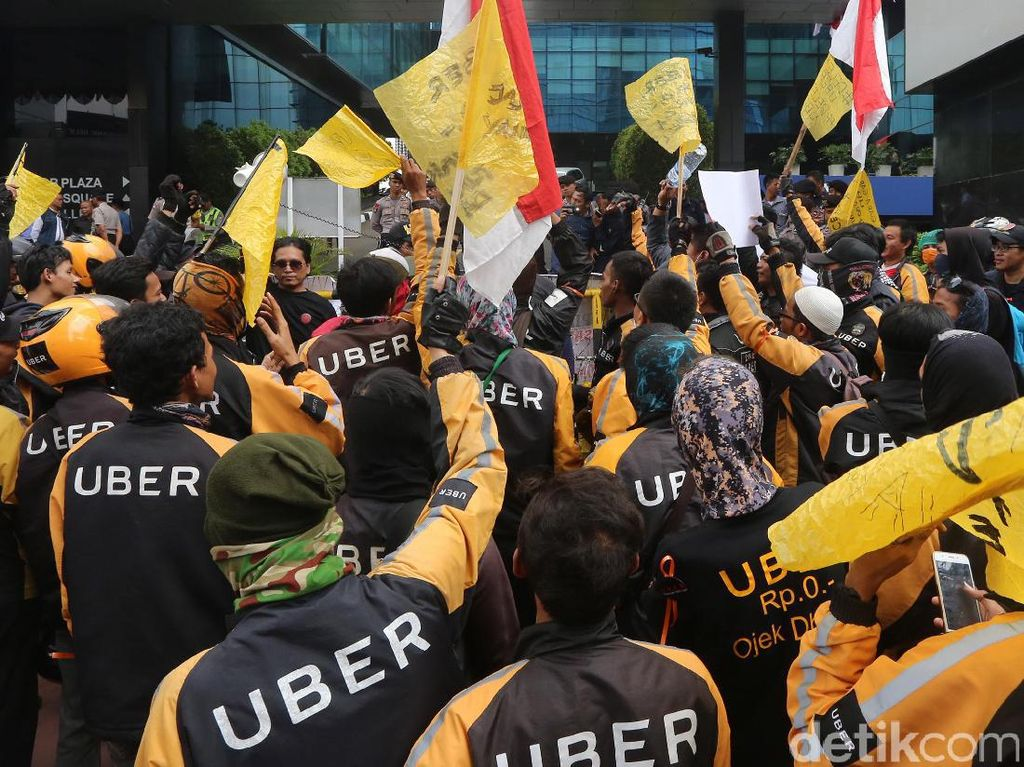 Didemo Mitra Driver, Uber Segera Bahas Aspirasi