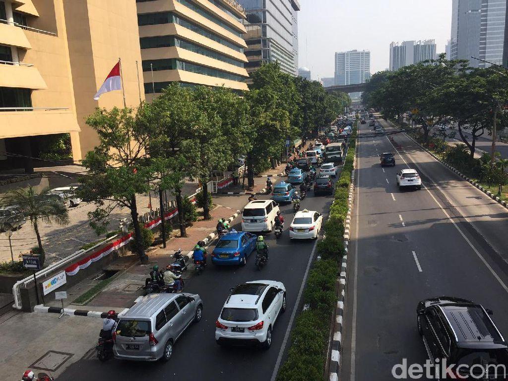 Jakarta Tempati Posisi ke-19 Kota Termacet di Dunia