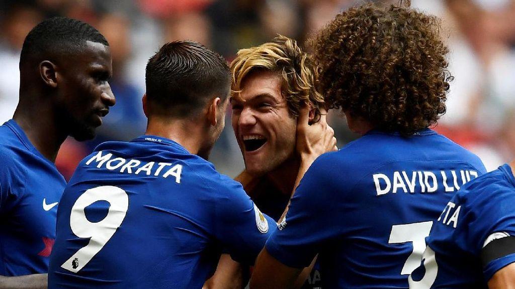 Kemenangan atas Spurs Bukti Chelsea Belum Pantas Dicoret dari Persaingan