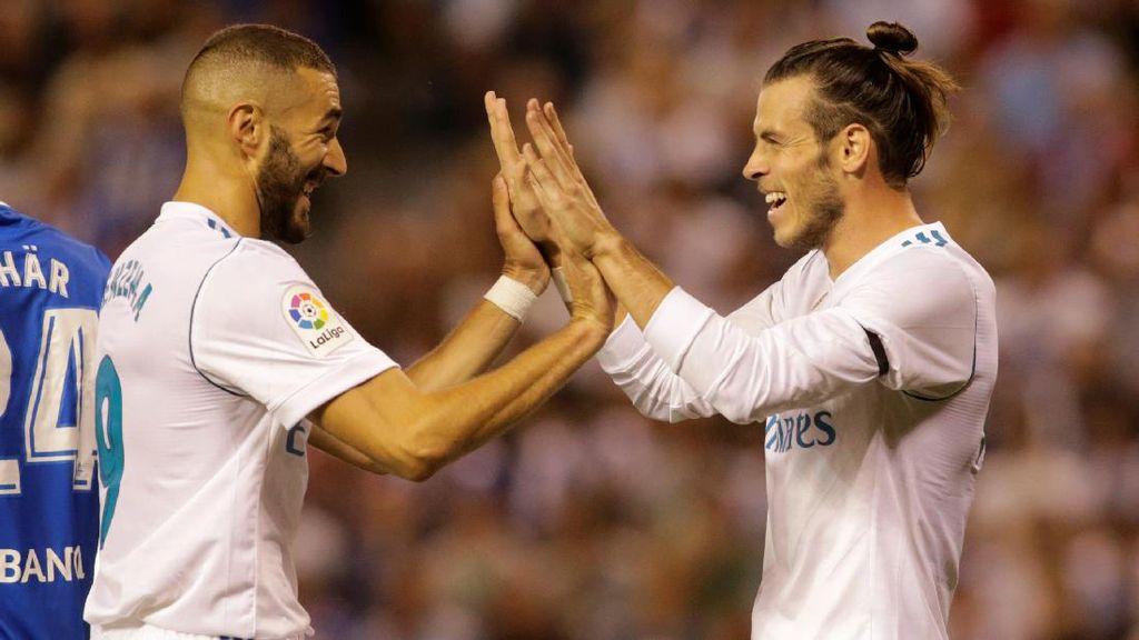 Rotasi Zidane: 19 Pemain di Empat Laga Kompetitif Madrid
