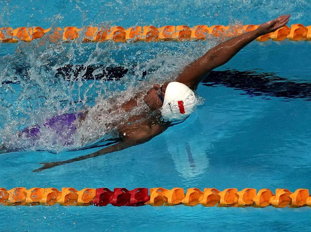 Hadapi Asian Games, Renang Usulkan TC di Amerika Serikat