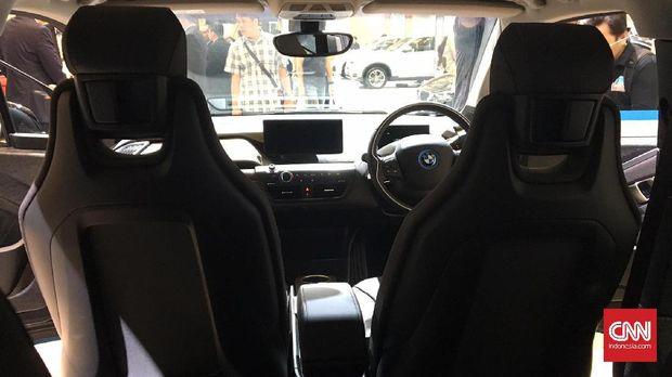 Pamer Mobil Listrik, BMW Belum Pede Jualan di Indonesia
