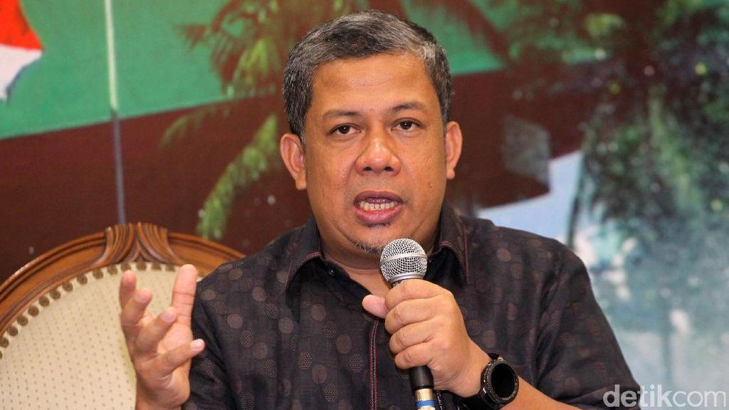 Anies Dicegah ke Podium, Fahri: Orang Sekitar Jokowi Amatiran!