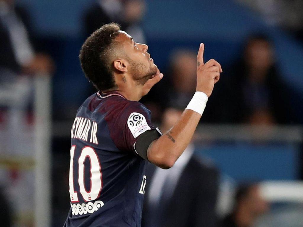 10 Transfer Terbesar 2017: Harga Gila Neymar dan Nilai Mahal Para Bek
