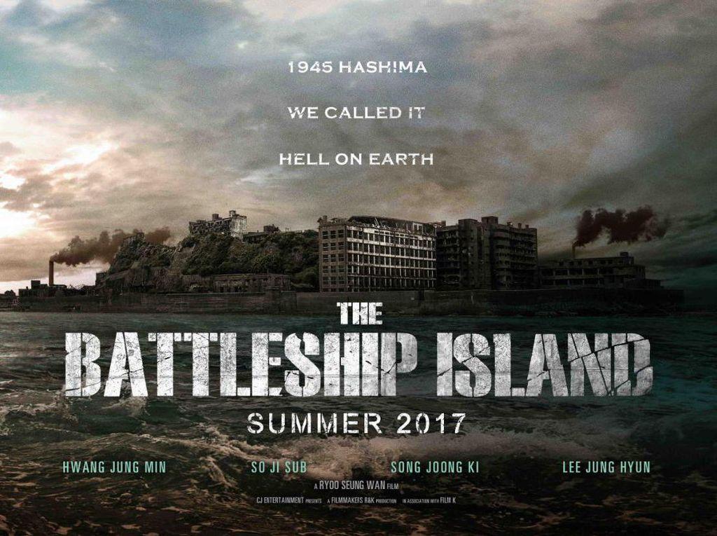 Sinopsis The Battleship Island Film Korea Nanti Malam di Trans7