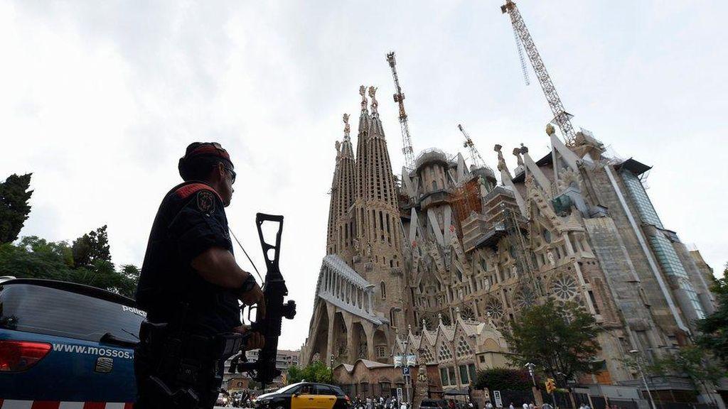 Jaringan Teror Barcelona Sudah Terbongkar Sepenuhnya?