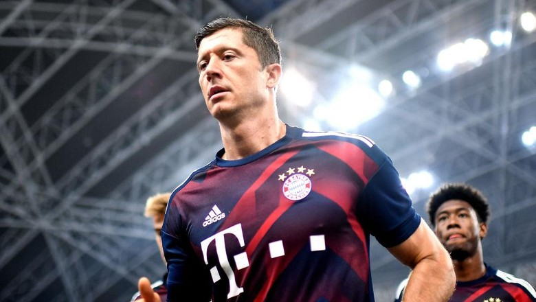 Lewandowski Terus Buru Trofi Liga Champions
