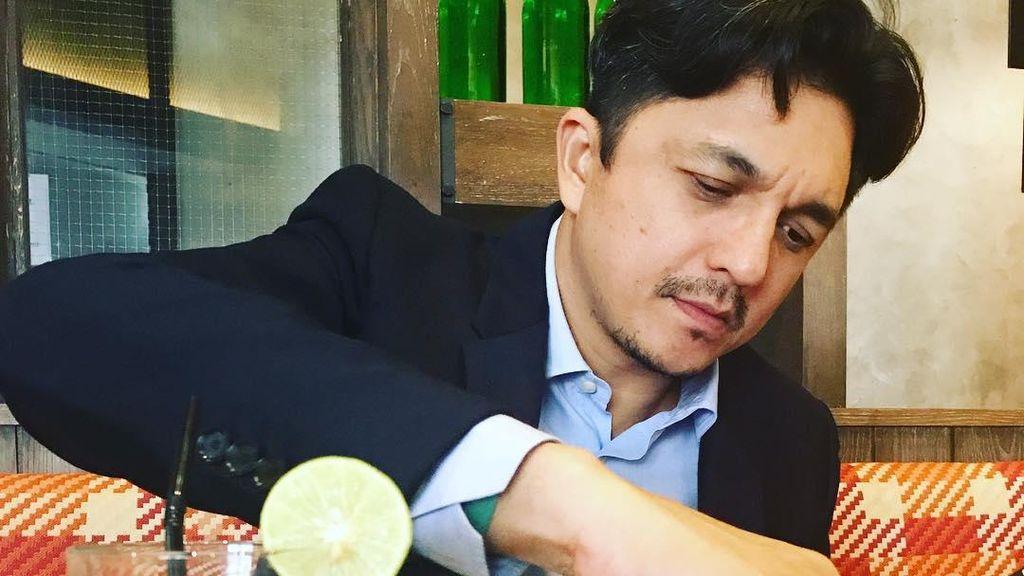 Foto: Sisi Lain Engku Emran, Pria Malaysia Kekasih Laudya Cynthia Bella