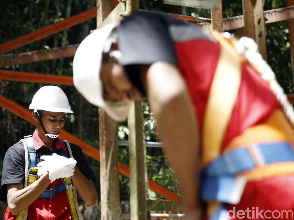 Jaringan Telekomunikasi di Luwu Utara Pulih Pascabanjir Bandang