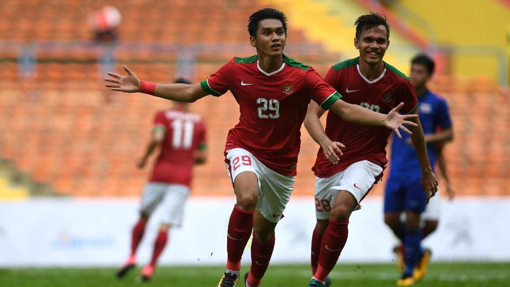 Septian David di SEA Games Sejauh Ini: 3 Laga, 2 Gol, 2 Assist