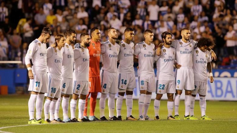 Madrid Punya 16-17 Pemain dengan Kualitas Setara